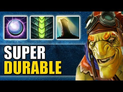 Mega Passive Tank - Batrider [147,000 Hero Damage in 48 Minutes] Dota 2 Ability Draft