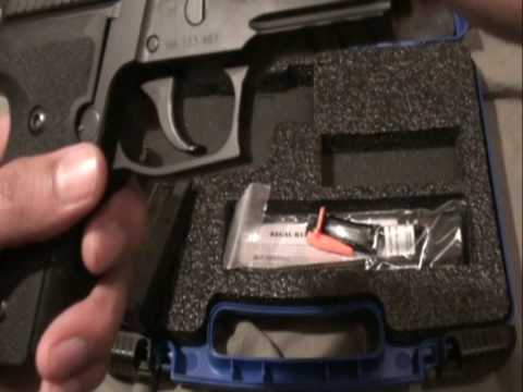 Sig Sauer P229 review 40 S&W Video