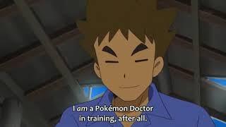 Takeshi's Skills As Pokemon Doctor
