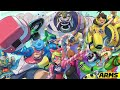 """Lagu ARMS - Party Crash 8 - Helix vs Min Min - """"Stretch to the Limit"""" (No Commentary HD)"""