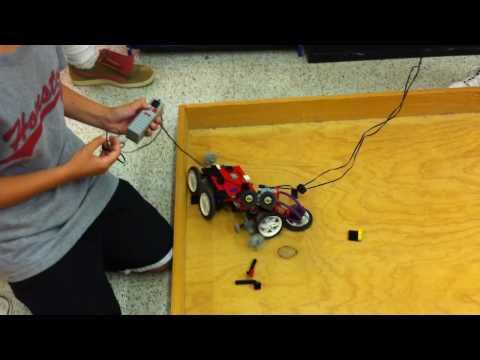 Redd School Robotics Camp Summer 2010