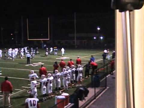 Jordan Lowery #21 - North Cross School Football - WR/CB -  Freshman Highlights 2012