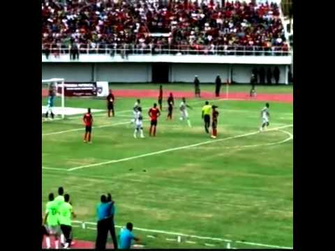 1er Gol del Zulia Fc Vs Portuguesa Fc