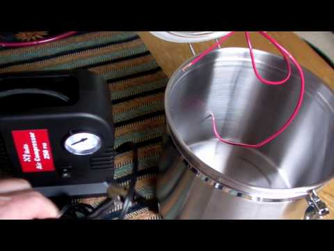 Homemade air conditioner vacuum pump how to make do for 1 stage vs 2 stage vacuum motor