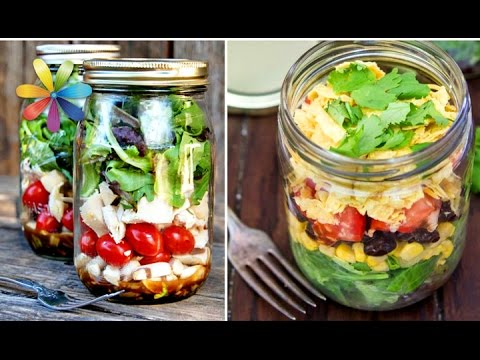 Летний салат в банке к зиме! – Все буде добре. Выпуск 673 от 21.09.15