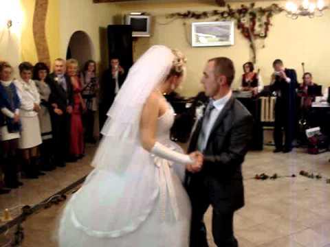 перший весільний танець Тернопіль