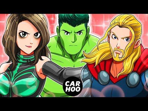Thor-ever Love 【 Thor: Ragnarok Animated Parody】