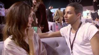 Victoria's Secret: Olivier Rousteing meets Lily Aldridge