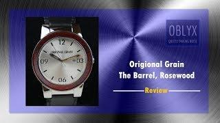 Origional Grain The Barrel Rosewood Review