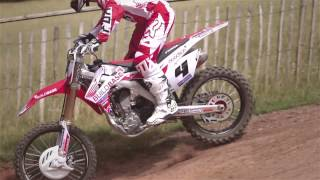 2015 Honda CRF250 and CRF450 Buildbase special editions