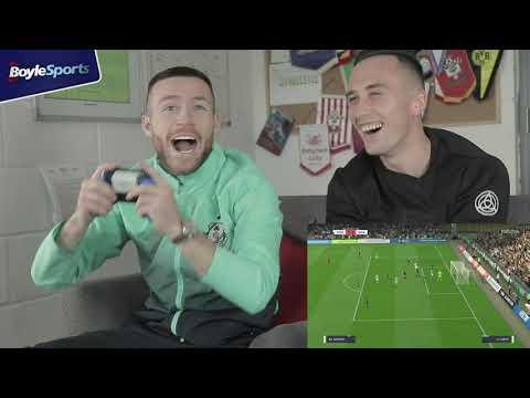 BoyleSports FIFA Challenge Semi Final 2 – Jack Byrne v Aaron McEneff