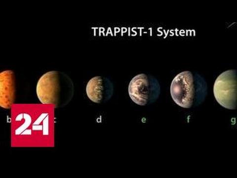 Открытие NASA: планеты, но не инопланетяне