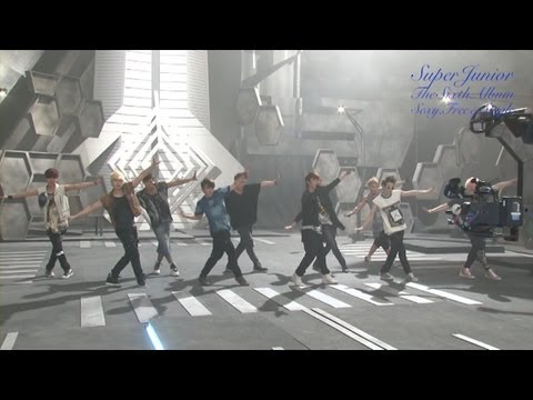 Super Junior sexy, Free & Single interview & Mv Making Film video