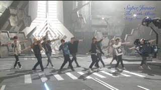 Super Junior_Sexy, Free & Single_Interview & MV Making Film