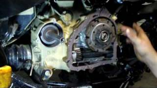 EPI Clutch Kit, Wet clutch install part 2 for a Suzuki 700 King Qua