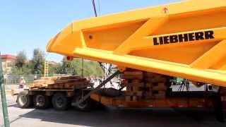 Liebherr - Mining Truck T 264 at Expomin 2014