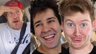 I WAS DAVID'S ASSISTANT FOR A DAY! - Jason Nash Reaction