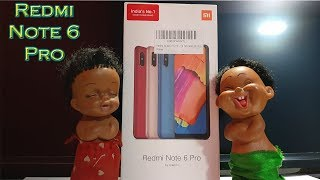 Unboxing and Review Redmi Note 6 Pro in Hindi with Camera Samples