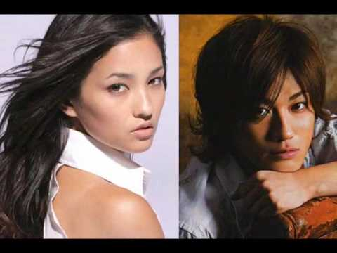 Kuroki Meisa and Akanishi Jin Adjust the Love Video