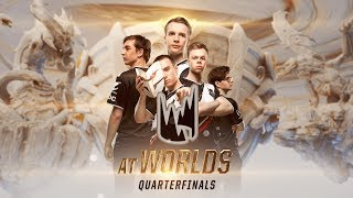 #LEC at Worlds - Quarterfinals (Gameplay Montage)