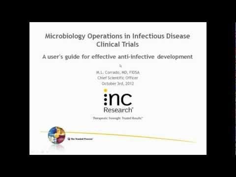 INC Research | Microbiology Operations in Infectious Disease Clinical Trials | BR Webinars