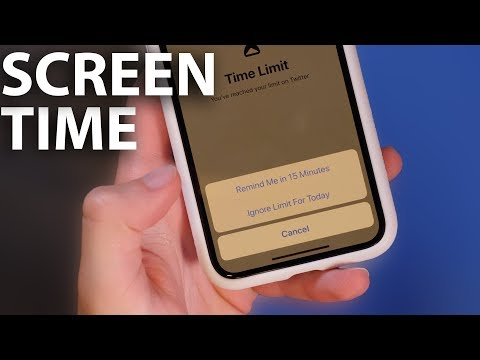 iOS 12 Screen Time: Everything you need to know