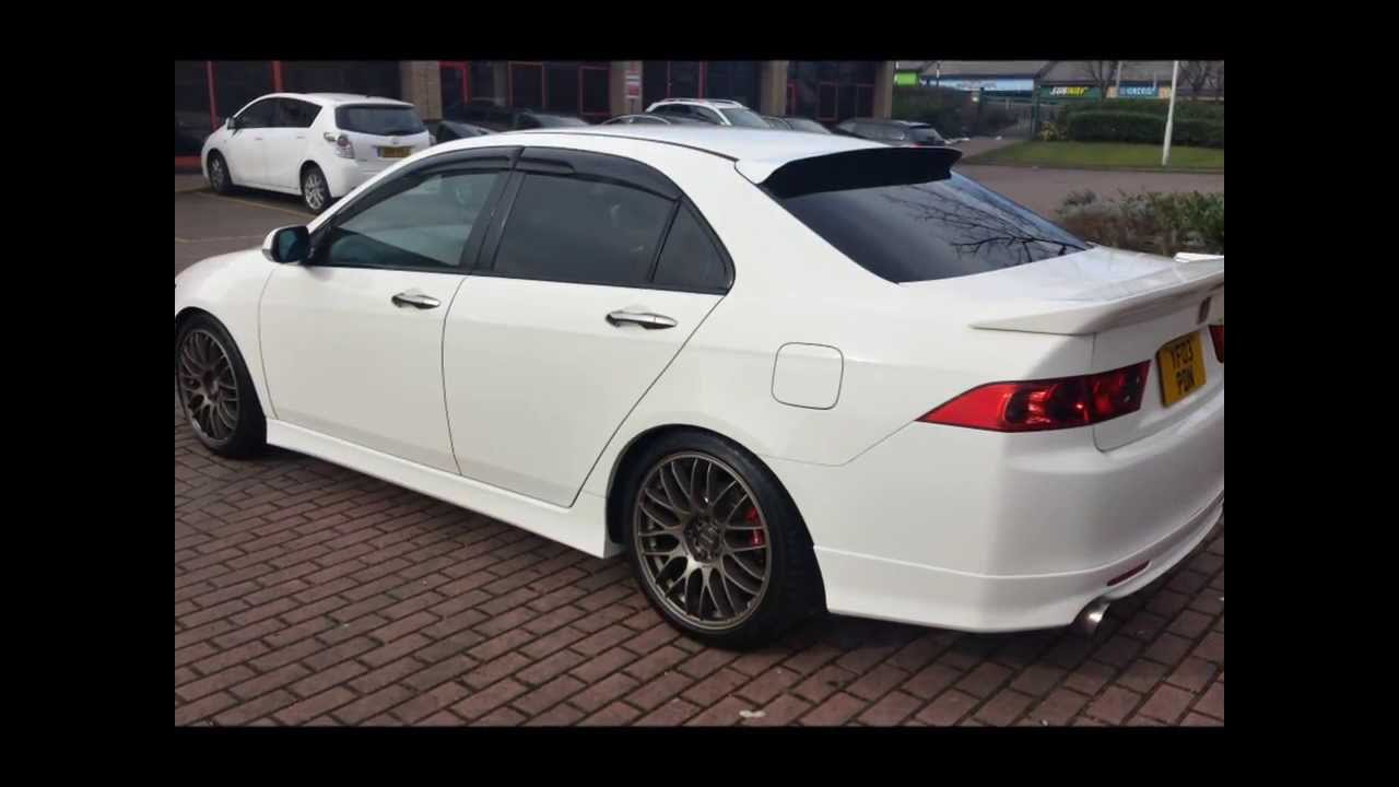 Accord Cl7 Euro R Supercharged Jdm For Sale Xenonz Uk