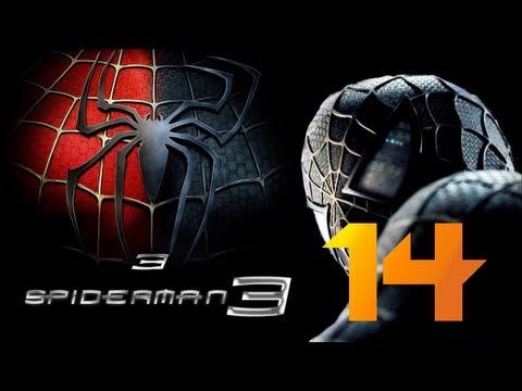 Let's Play Spiderman 3 Part 14 - SUPER LIZARD