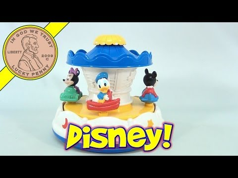 Light Show, Baby Mickey Mouse, Minnie Mouse, Goofy, Donald Duck