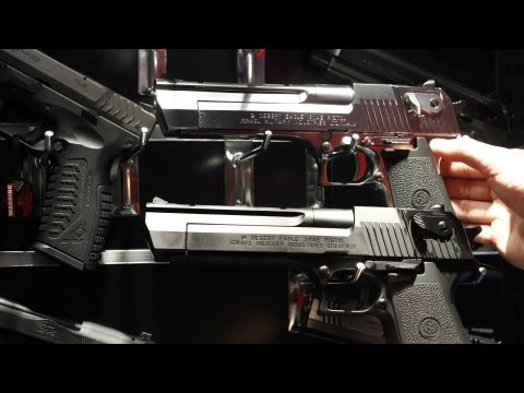 Viewer's Choice: Tokyo Marui Dezert Eagle Hard Kick GBB - RedWolf Airsoft RWTV