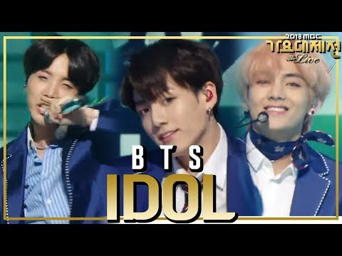 [HOT] BTS - IDOL , 방탄소년단 - IDOL