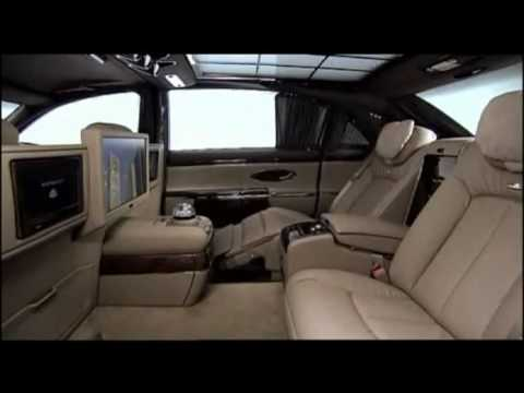 Maybach 62 S 2011 Interior And On The Road Youtube