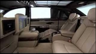 Maybach 62 S: Motorvision testet den Luxusliner in Dubai