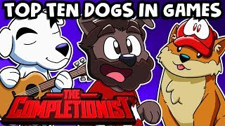 Top 10 Dogs in Gaming | The Completionist