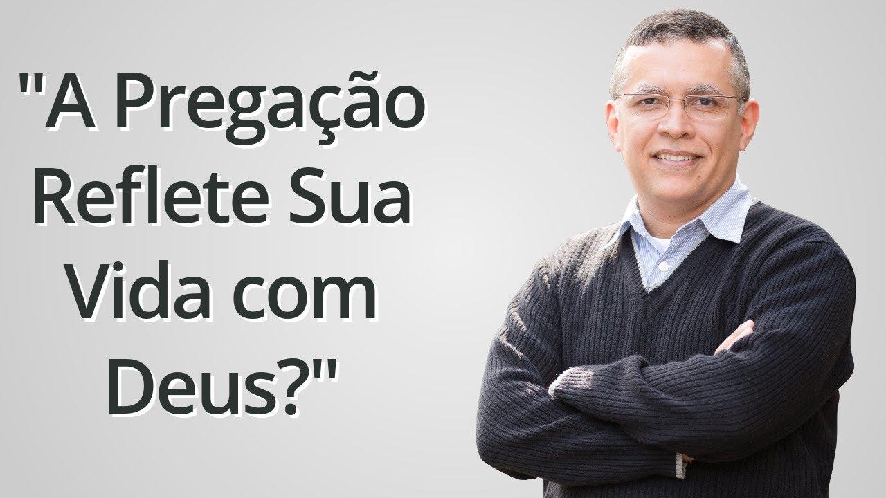 """""""A Pregação Reflete Sua Vida com Deus?"""" - Daniel Santos"""