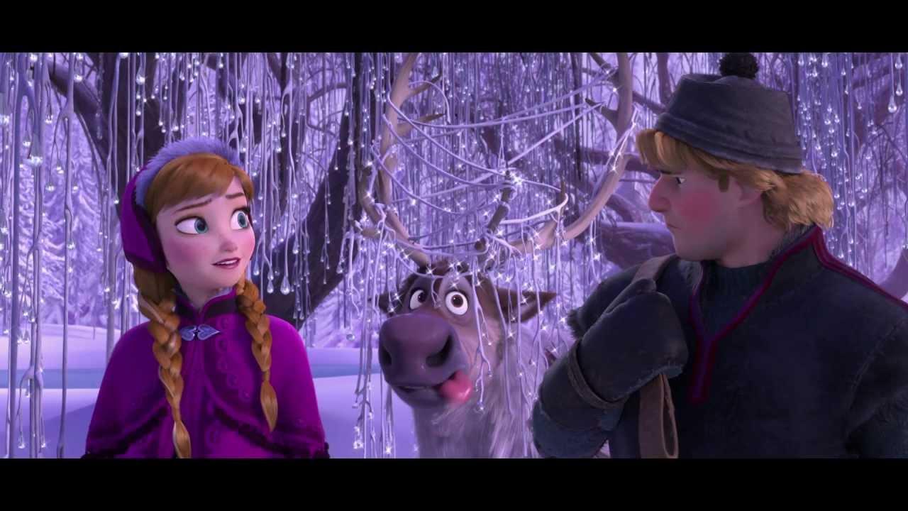 La reine des neiges bande annonce youtube - Image de la reine des neige ...