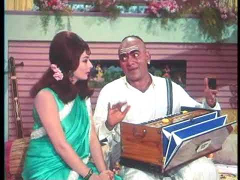 Padosan - 7 13 - Bollywood Movie - Sunil Dutt, Kishore Kumar & Saira Bano video