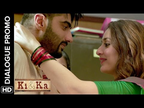 Arjun Kapoor Wants To Be Just Like His......Mom! | Ki & Ka | Dialogue Promo