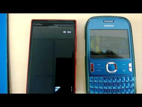 Nokia Lumia 505 - Enviar Archivos por Bluetooth