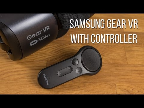 Samsung Gear VR with Controller Review