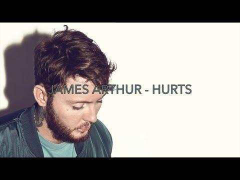 download lagu James Arthur - Hurts Lyrics gratis