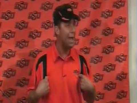 Mike Gundy Coors Light Commercial
