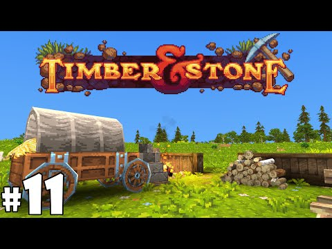 Timber and Stone 1.6 - Episode 11 - Feathery Dream