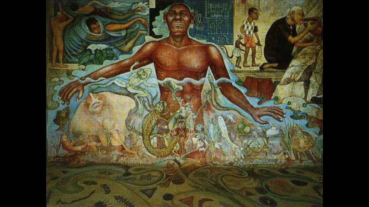 Diego rivera youtube for Diego rivera mural 1929