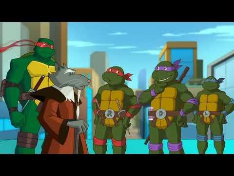Мультреволюция - Turtles Forever/Черепашки навсегда (2009)