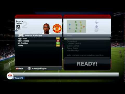 | FIFA 13 | In-Form Jermaine Defoe Player Review