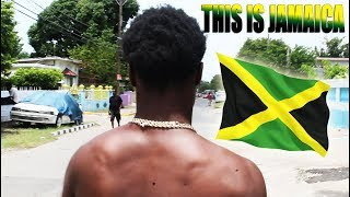 Childish Gambino This Is America Parody This Is Jamaica Ajnelcomedy
