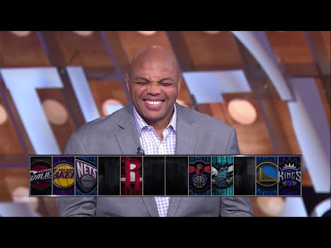 Inside The NBA (on TNT) Full Episode – Earl Lloyd/Who Did He Play For?/Shaqtin' A Fool 17 - 2/26/15