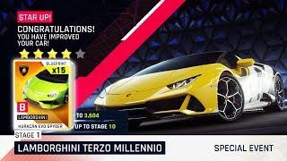 ASPHALT 9 | Opening 160 Lamborghini packs + Stage 1