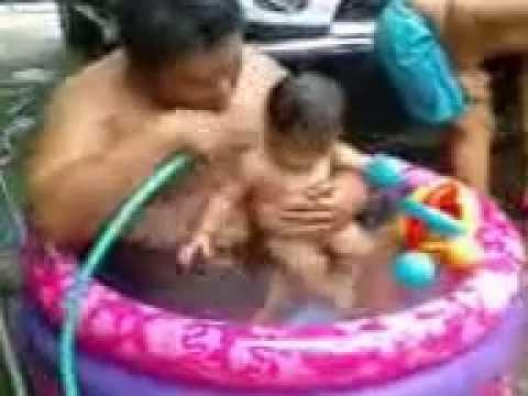 Mini Pool Party Mini Pool Party Papa And